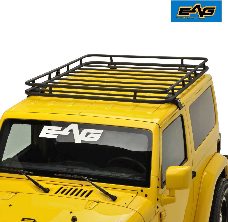 EAG Roof Rack for Jeep Wrangler