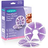 Lansinoh THERA Pearl 3-in-1 Hot or Cold Breast Therapy 2 Pack
