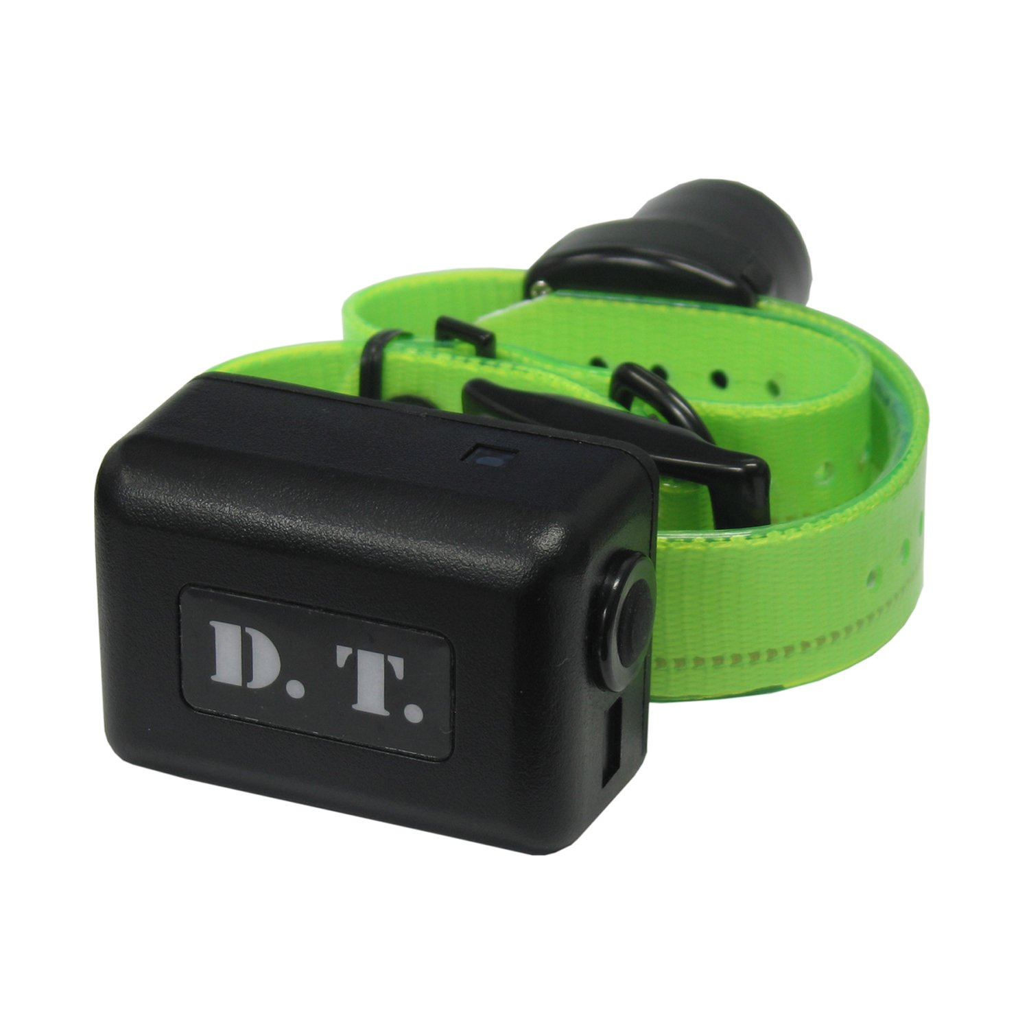 DT Systems Add-On or Replacement Beeper Collar Receiver, Fluorescent Green