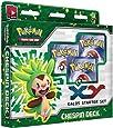 Pokemon Trading Card Game - XY Kalos Starter Set - Chespin deck