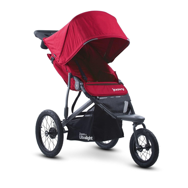 Joovy Zoom 360 Ultralight Jogging Stroller, Black 8067