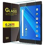 IVSO Lenovo Tab 4 8 Pellicola Protettiva, Schermo in Vetro Temperato per Lenovo Tab 4 TB-8504F / Lenovo Tab 4 TB-8504X Tablet (Tempered Glass - 1 Pack)