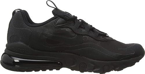 Nike Air MAX 270 React Big Kids SH, Zapatillas para Correr para Niños, Negro, 36.5 EU: Amazon.es: Zapatos y complementos