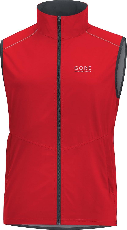 Gore R5 Gore Windstopper Vest 100154 Gore Wear Chaleco Cortavientos para Correr Hombre