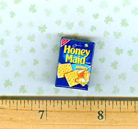 DOLLHOUSE MINIATURE Size Corn Meal  Box