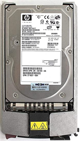 BD07288277 Compatible HP 72.8-GB U320 SCSI HP 10K
