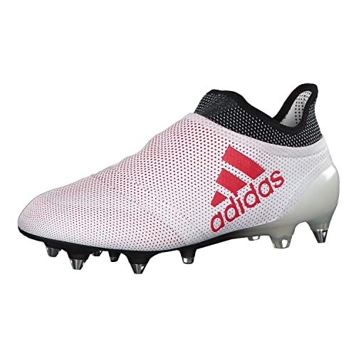 adidas Men's X 17 Sg Footbal Shoes, Grey (Grey/Reacor/Cblack