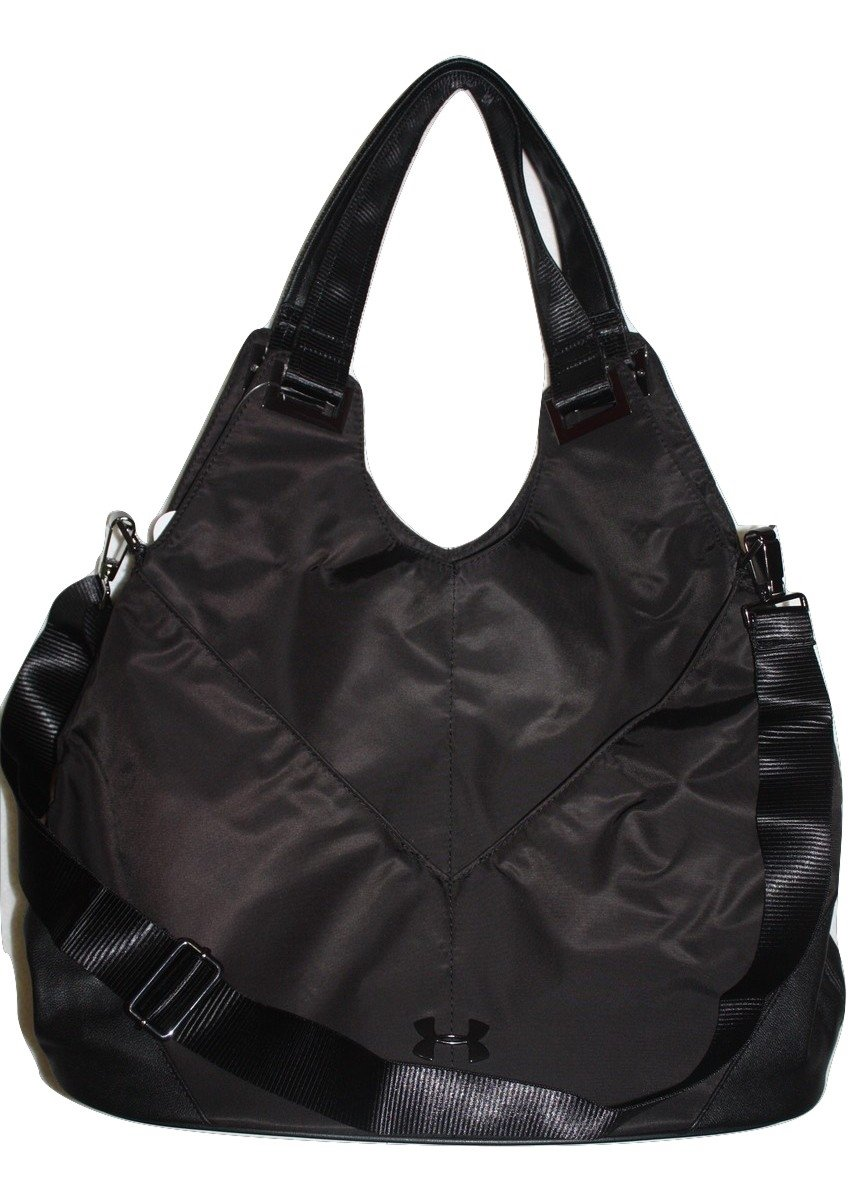 Under Armour UA STUDIO Women Gym Perfect Flow Bag Tote (Black)