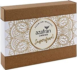 Azafran BIO Gewürze Set mit 4 Superfood Gewürzen - Geschenkset