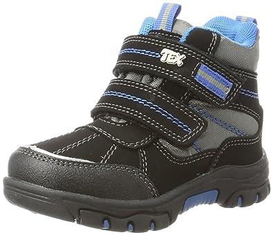 Canadians Jungen 467 184 Hohe Sneaker, Schwarz (Black), 26 EU