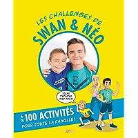 Les challenges de Swan et Néo: Mon livre d'activités