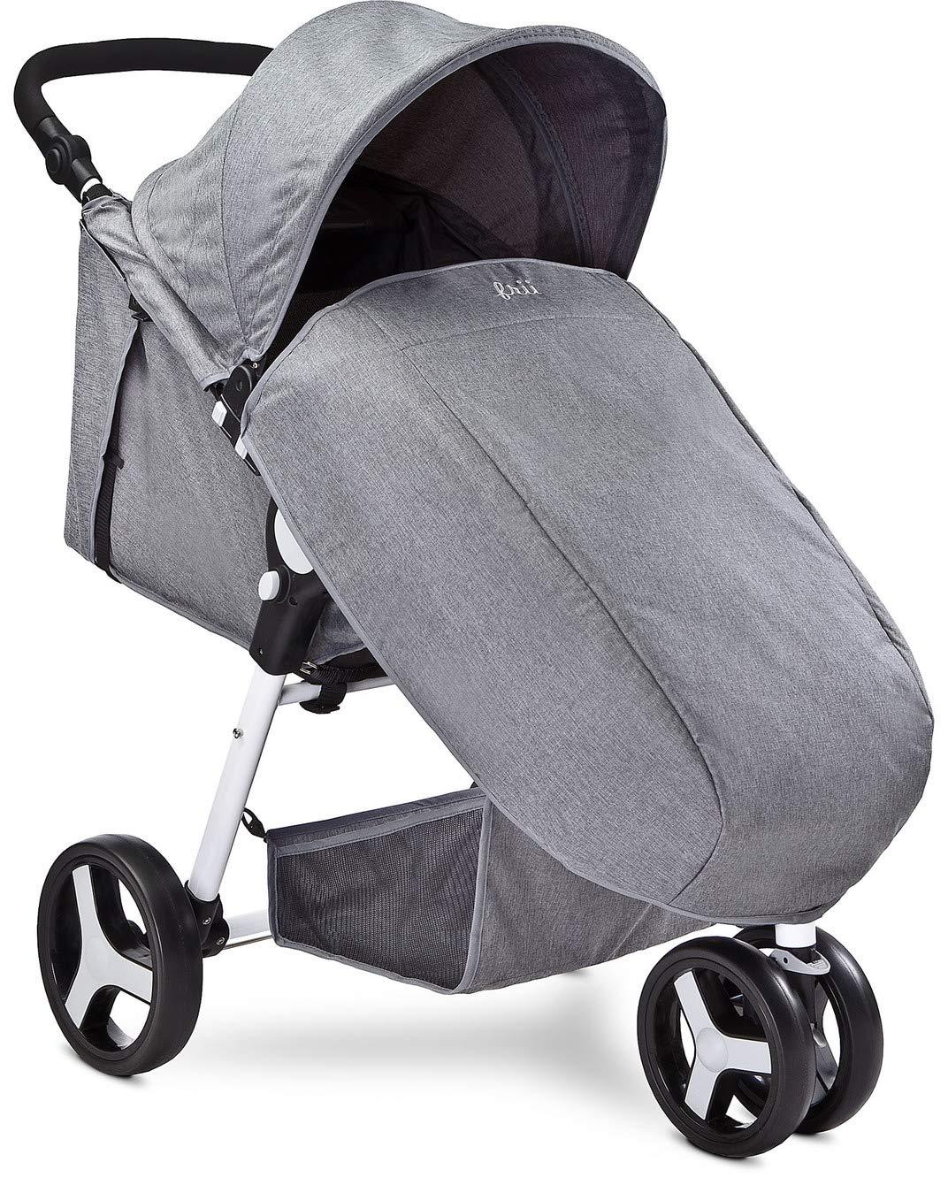 Cochecito de beb/é TERO-581 Frii color gris