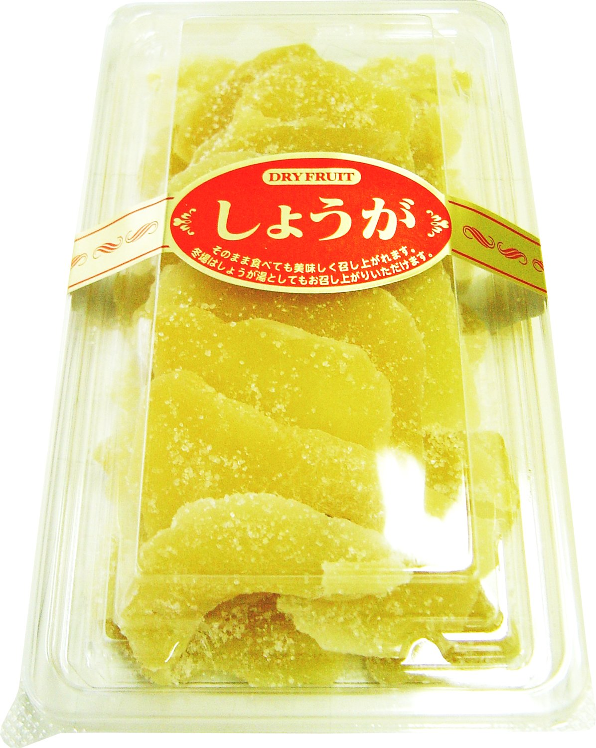 Genki Honpo dried fruit ginger 120gX12 pieces