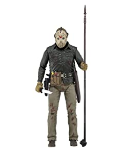 """NECA Friday The 13th Ultimate Part 6 Jason Action Figure (7"""" Scale)"""