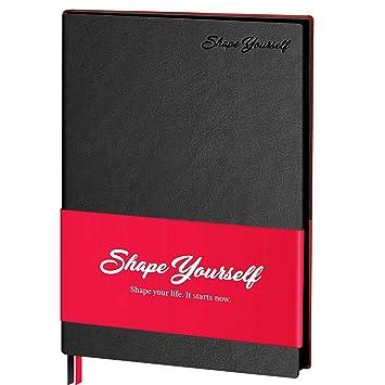 Shape Journal - Agenda diaria A5, organizador diario sin ...