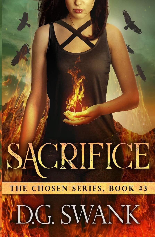 Download Sacrifice: The Chosen #3 (Volume 3) pdf