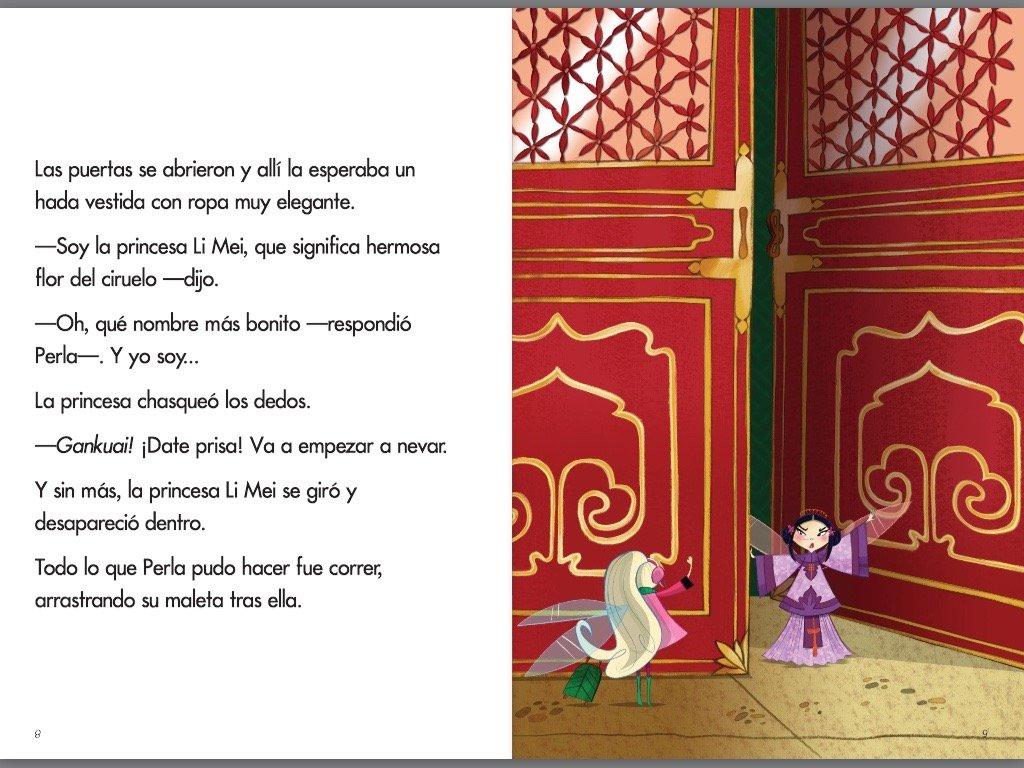 Perla y la princesa imperial / Perla and the Imperial ...