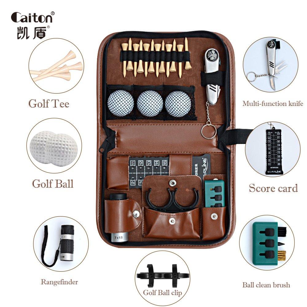 Herrick Golf multifunction bag Golf Accessories Tool bag Outdoor Golfer's Gift Set