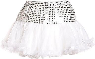 Maboobie Tutu - Falda de tul frruuu transparente, 4 colores ...