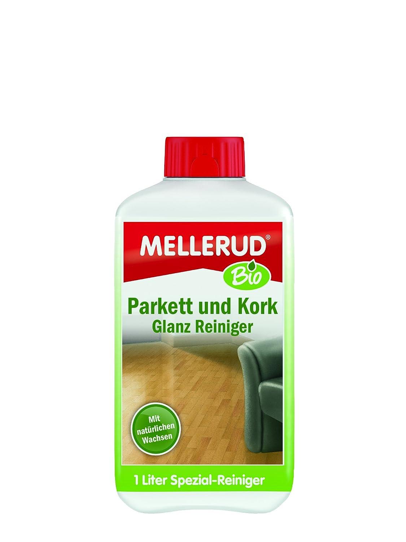 MELLERUD Bio Parkett und Kork Glanz Reiniger 1 L 2021018092 Mellerud Chemie GmbH