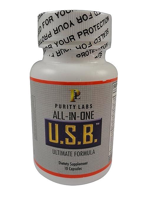Amazon com: Purity Labs - ALL-IN-ONE U S B  Full Body