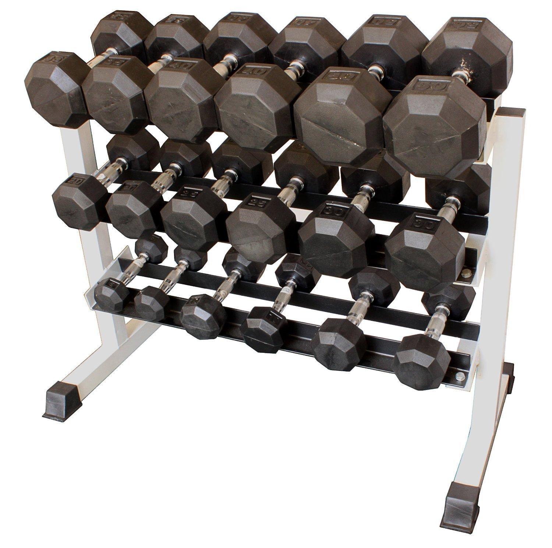 3 Tier 36'' Heavy Duty Dumbbell Rack (Rack Only)