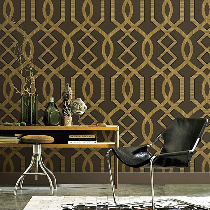 Vinyl Wallpaper for Home Bar Wall 20.8 Inch x 32.8 Feet Length Wide