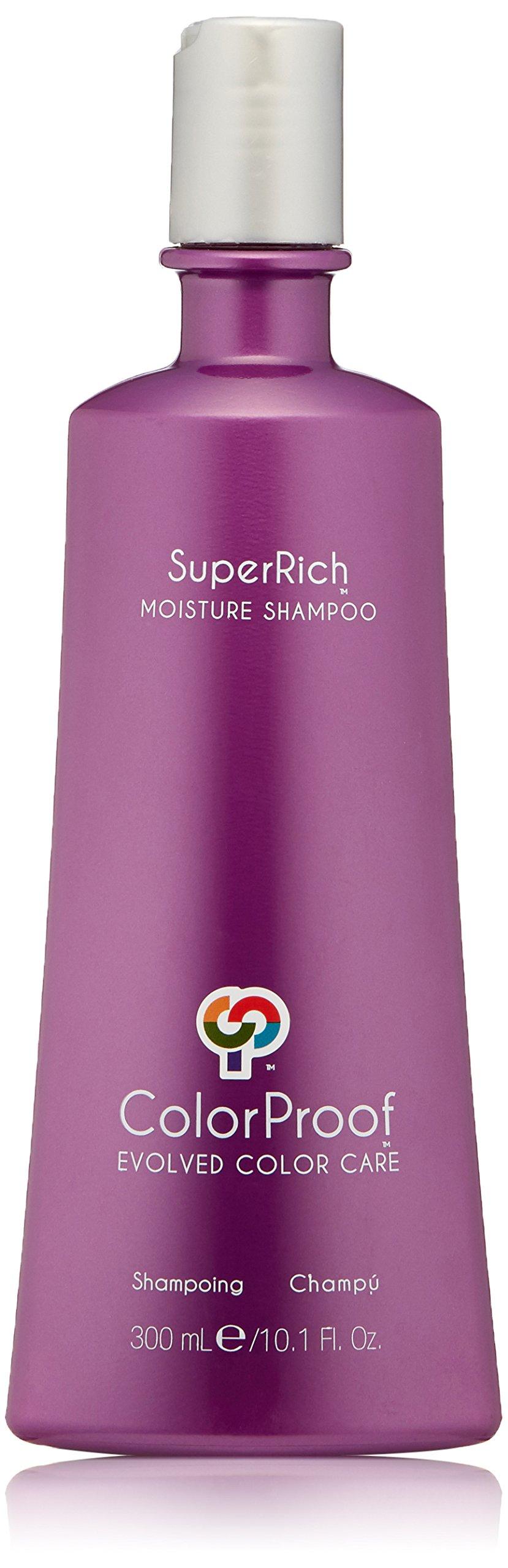 ColorProof SuperRich Moisture Sulfate-Free Shampoo 10.1 Fl. Oz.