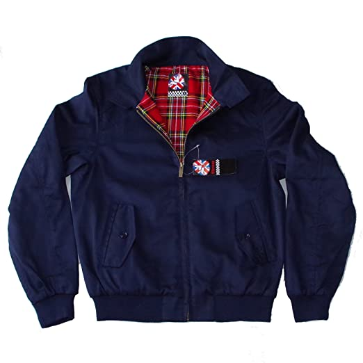 2 opinioni per Originale Warrior abbigliamento giacca Harrington navy