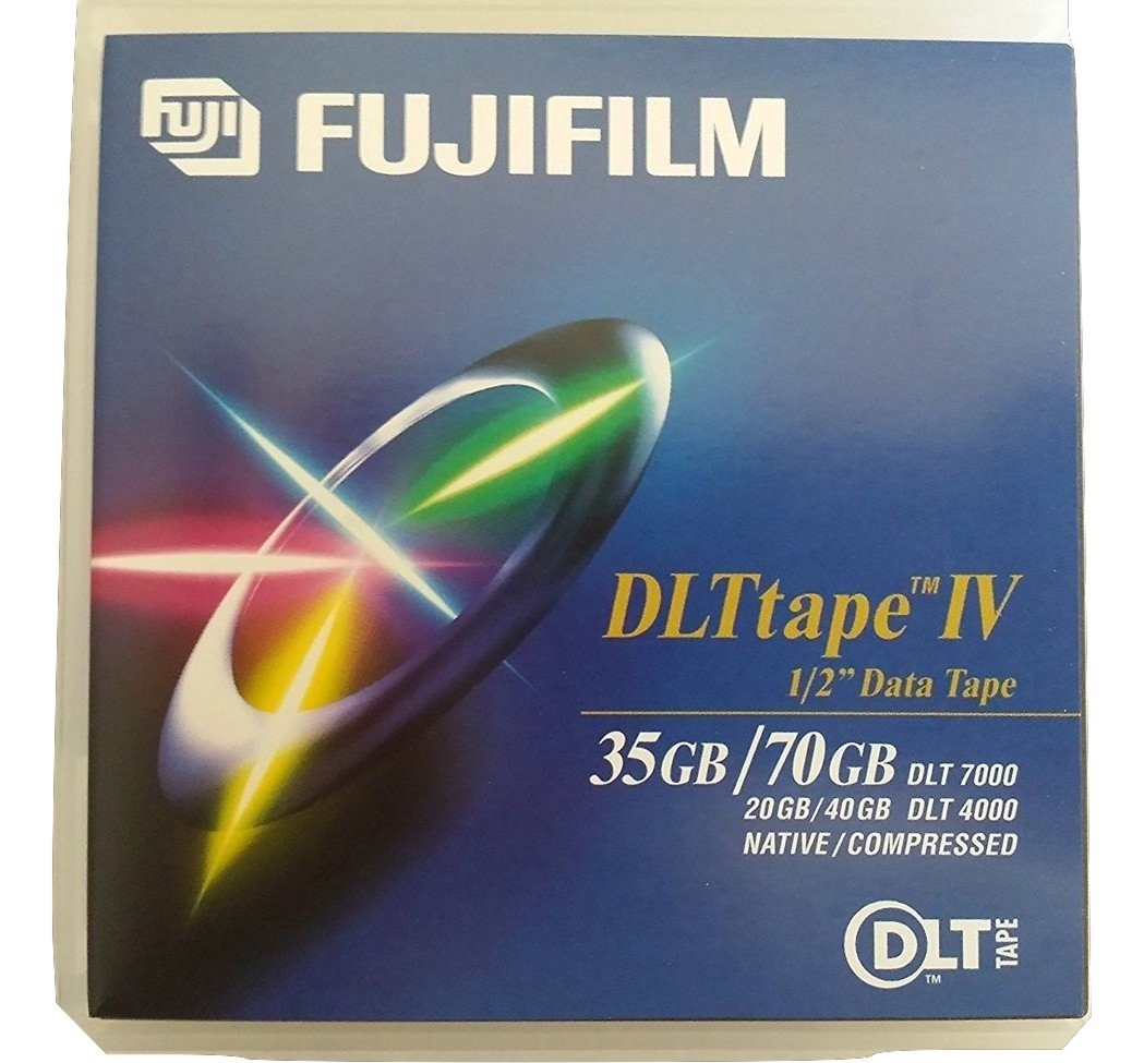 Data Cartridge FUJI DLT-4 35/70GB