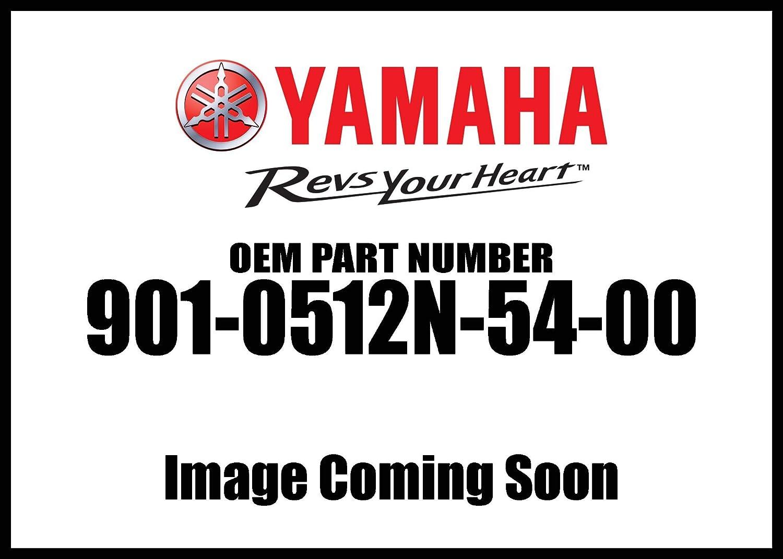 Yamaha 90105-12N54-00 Bolt Flange; 9010512N5400 Made by Yamaha