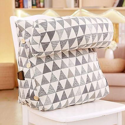Amazon.com: SANDIANZ Triangular Reading Pillow,Back Support ...