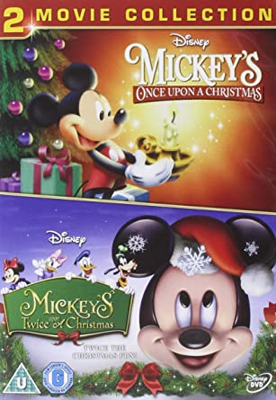 mickeys once upon a christmas mickeys twice upon a christmas - Mickey Twice Upon A Christmas