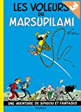 Une aventure de Spirou et Fantasio, Tome 5 : Les voleurs du marsupilami