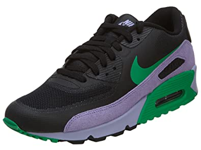 newest 340c8 c64d1 Amazon.com   Nike Men's Air Max 90 Premium, BLACK/STADIUM ...