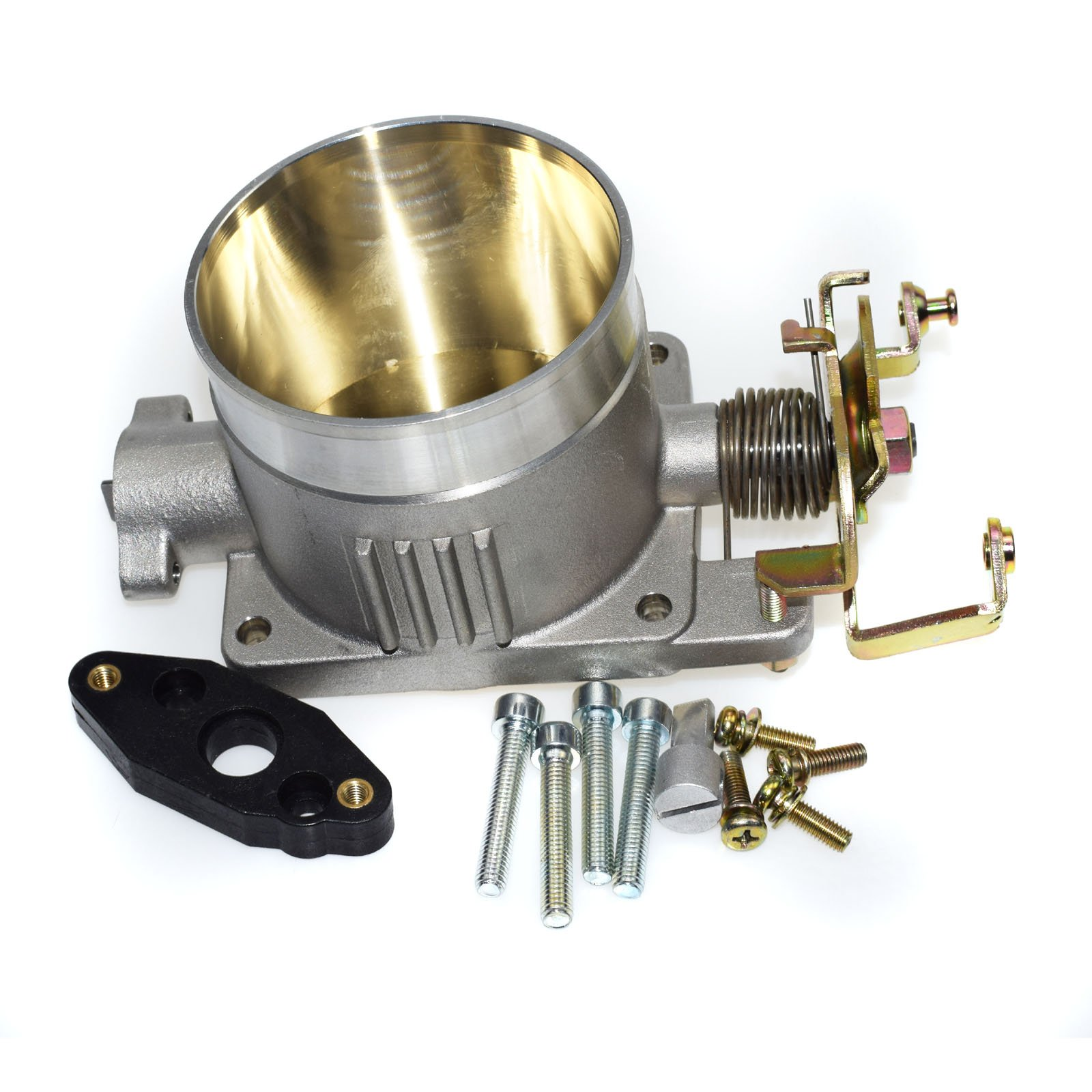New Throttle Body Direct Bolt fit for Ford Musang 4.6L 2V 75mm