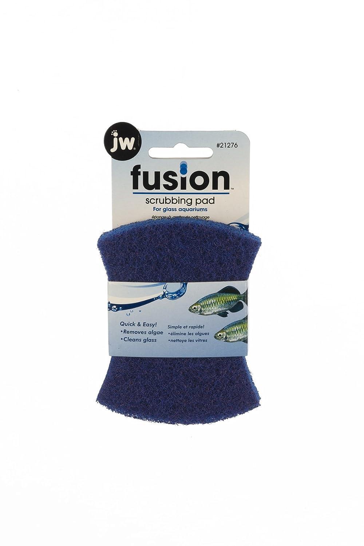 JW Pet 0421276 Company Aquarium Glass Scrubbing Pad JW Pet Company