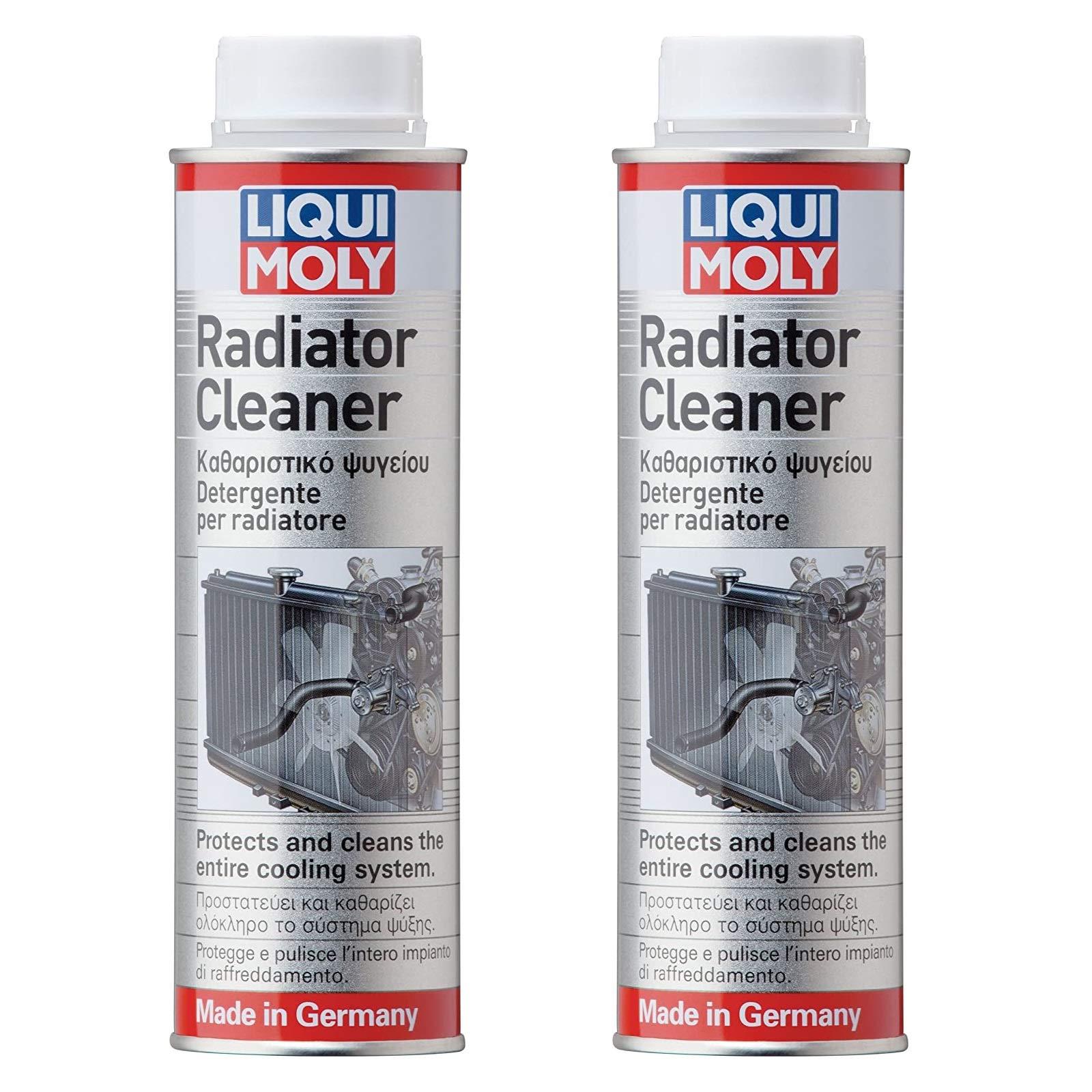 Liqui Moly Radiator Flush Cleaner (2 Pack)