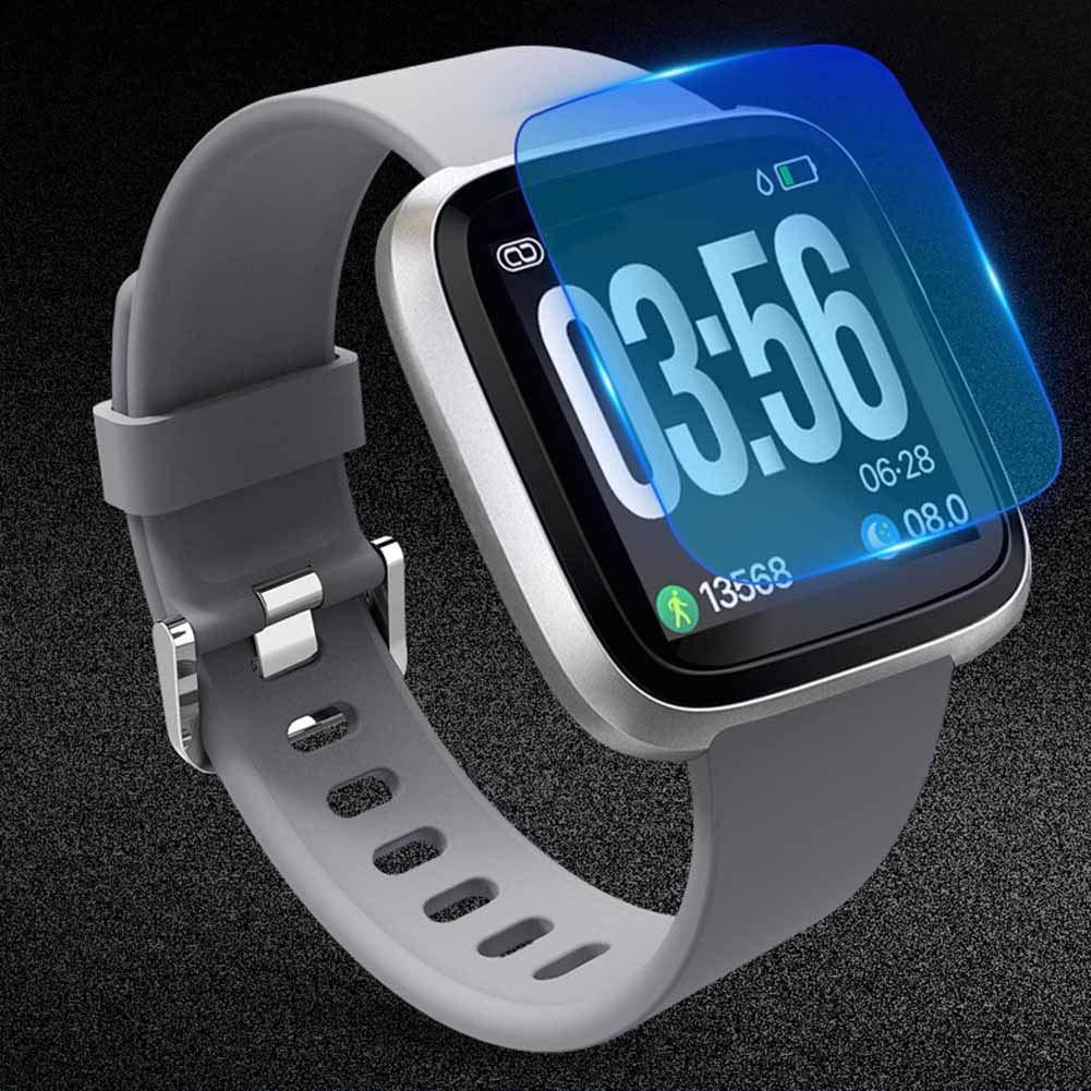 FTOPS Fitness Tracker, orologio con cardiofrequenzimetro, Impermeabile,  Impermeabile, Impermeabile, con contapassi