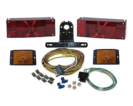 Waterproof Trailer Wiring Harness Kit on