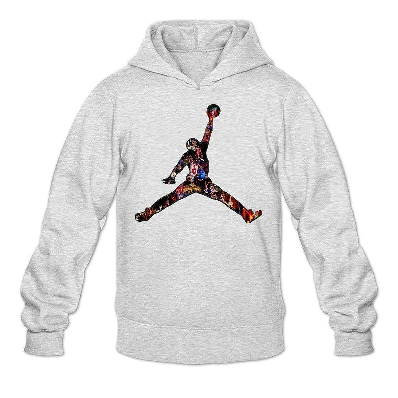 jordan logo hoodie