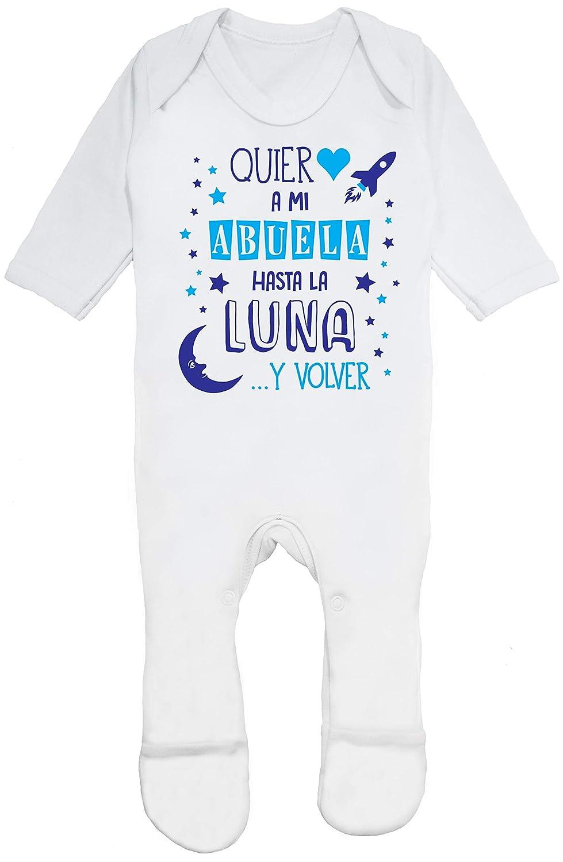 HippoWarehouse Quier A MI Abuela hasta LA Luna  Y Volver (Azul ...