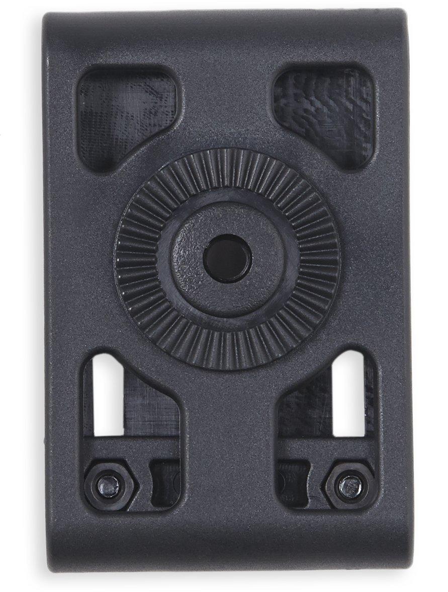 Bulldog Cases P-GM Polymer Magazine Holder, Black, Left/Right by Bulldog Cases (Image #6)