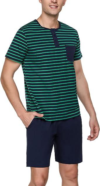 Pijamas hombre verano