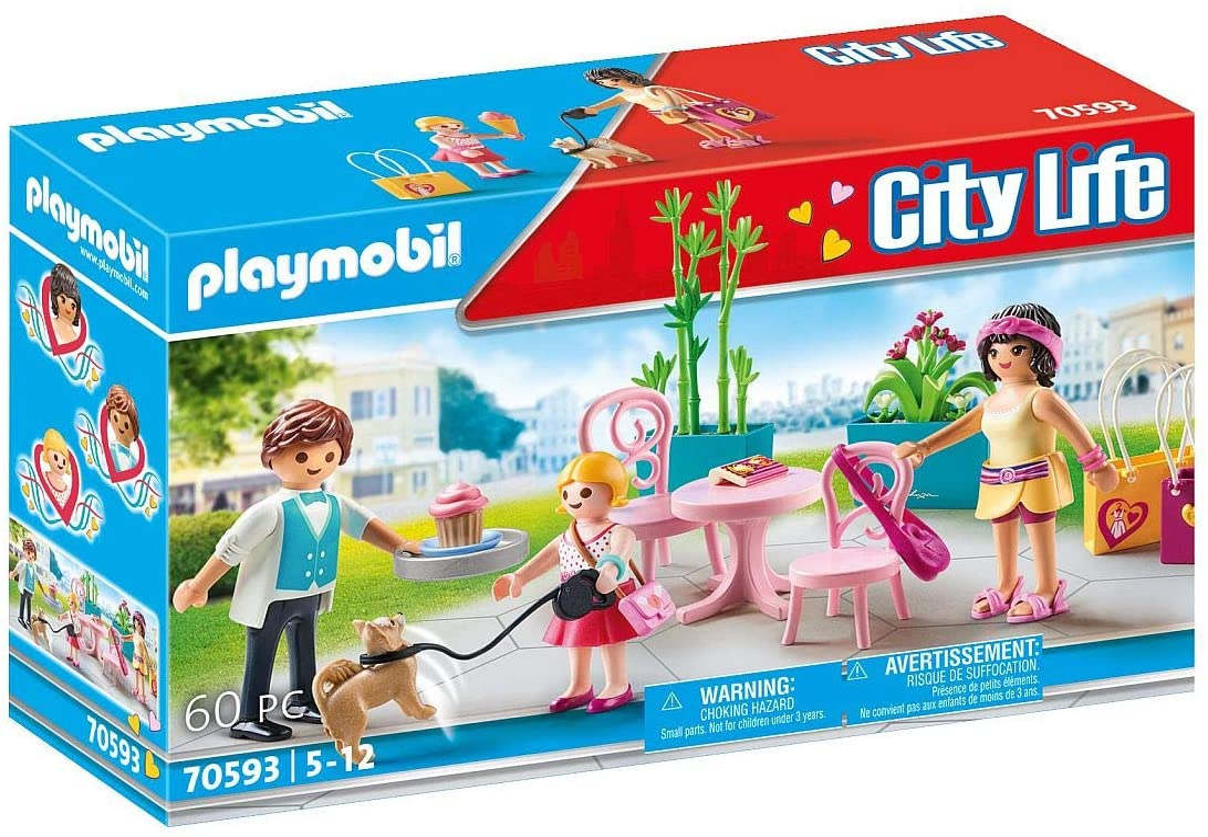 Playmobil Coffee Break