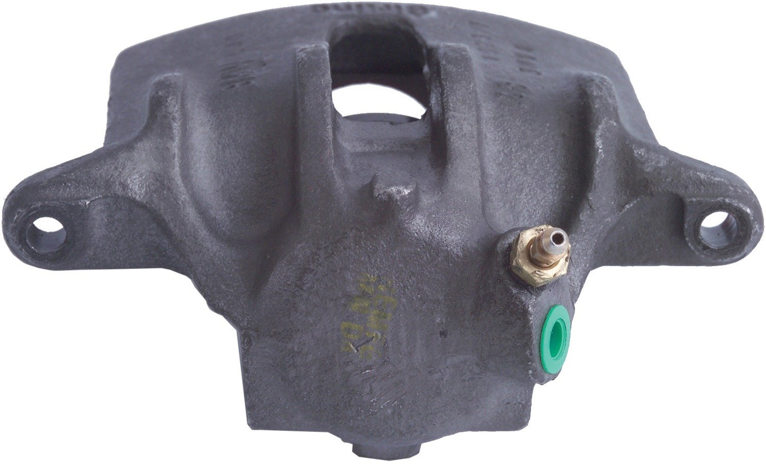 Brake Caliper Unloaded Cardone 19-637 Remanufactured Import Friction Ready