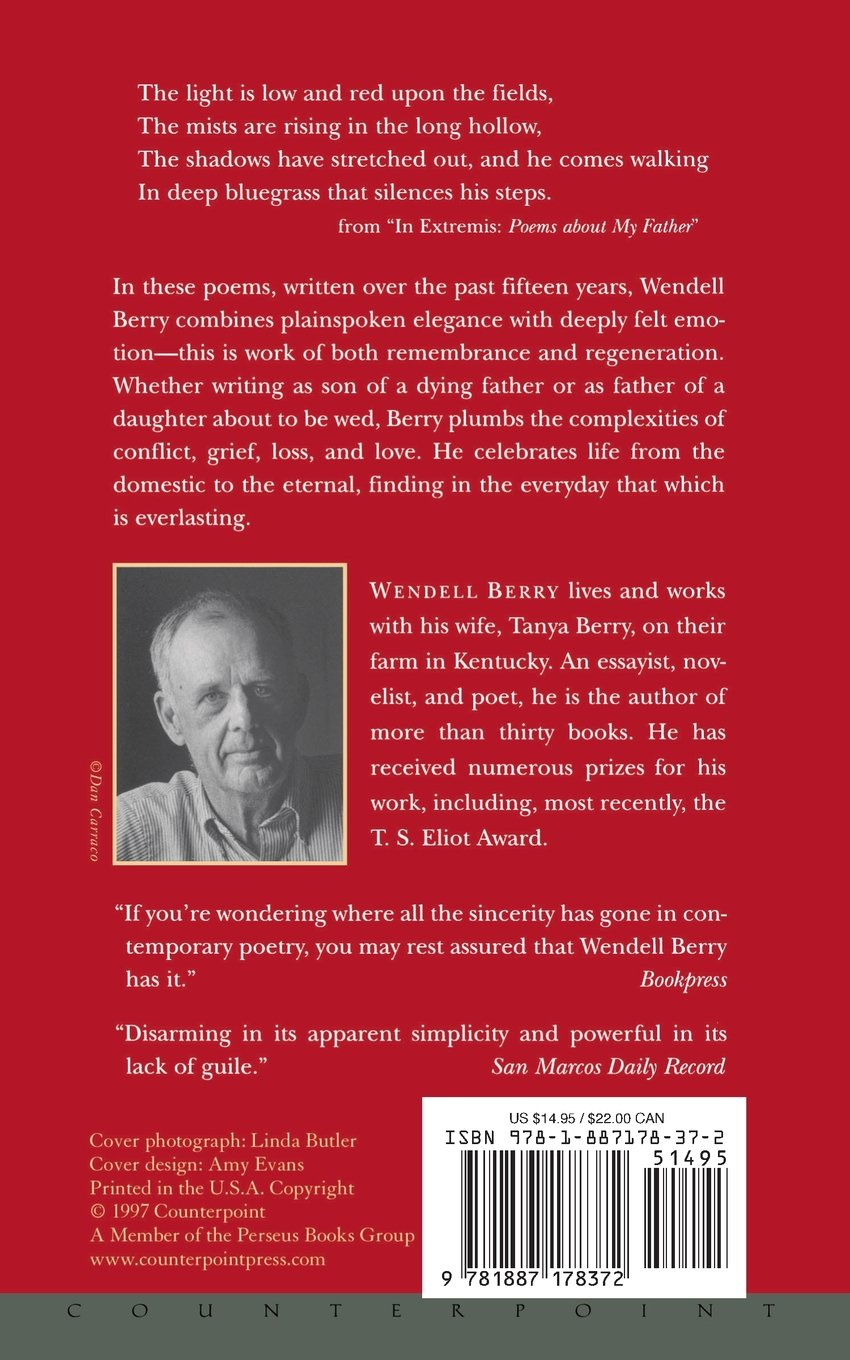 entries wendell berry com books