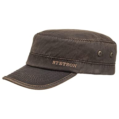 Stetson Datto Winter Army Cap hat  Amazon.co.uk  Clothing fdce629cd5f
