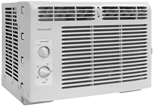 Frigidaire FFRA0511R1 5,000 BTU 115V Window-Mounted Mini-Compact Air Conditioner