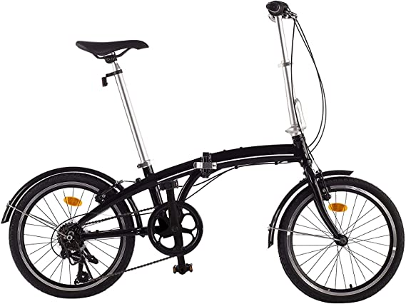 Varilux Shimano Revoshift Bicicleta Plegable de Aluminio de 20 ...